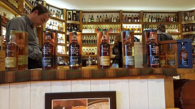 Dégustation de whisky du 21042016